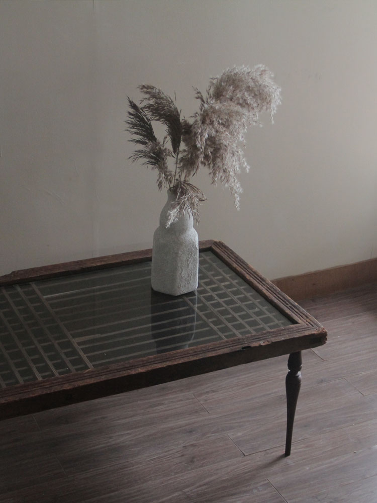 vintage door sofa table / STA001